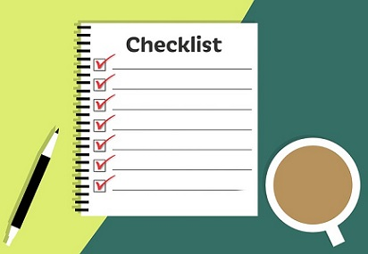 checklist digital content for digital marketing