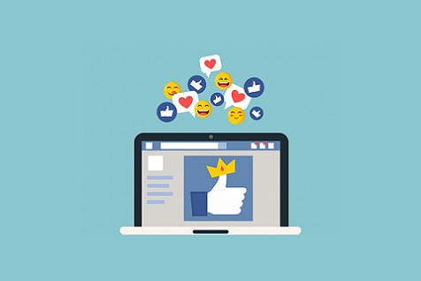 Social media has become the most preferred online advertising choice