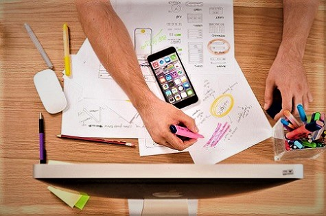 Things to consider when selecting a Mobile application UX design tool
